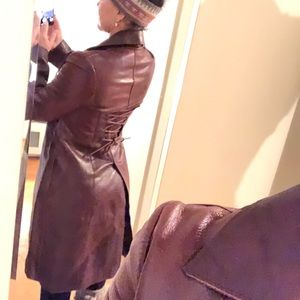 Jackets & Blazers - Super cool leather coat 🧥